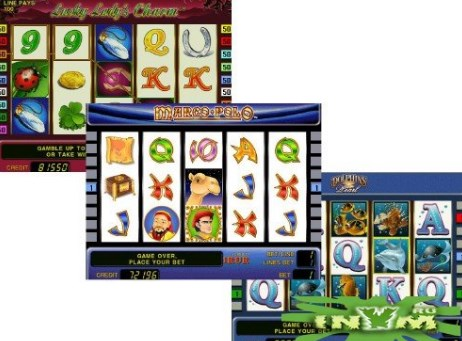 Игровые автоматы и их эмуляторы