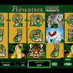 Игровой автомат Adventure Palace и бездепозитный бонус