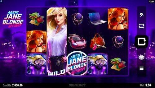 Agent Jane Blonde обзор и отзывы
