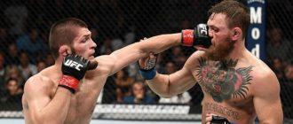 Как делать ставки на бои UFC в онлайн БК